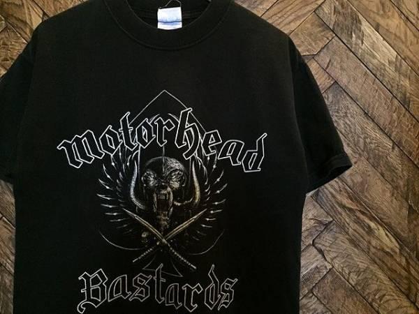 27813 MOTORHEAD モーターヘッド バンドTシャツ ロックTシャツ