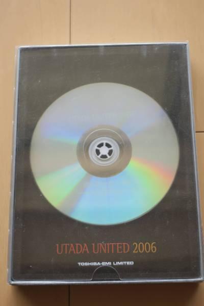 宇多田ヒカル UTADA UNITED 2006 DVD ライブグッズの画像