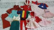 タミーちゃん★ペッパーちゃんのお洋服沢山★お人形遊び 当時もの