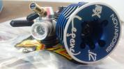 【新品】ノバロッシ REX レジェンド 12 ターボエンジン 2.1cc 1/10GP ツーリングカー #MTX6 #エクスレイ #サーパント
