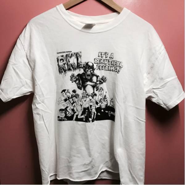 RKL Tシャツ black flag minor threat bad brains circle jerks charles bronson los crudos