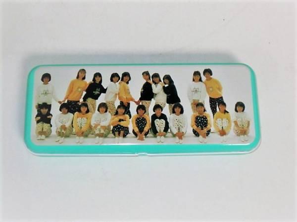 ⑬おニャン子クラブ筆箱