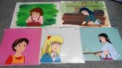 日本アニメーション作品 5枚セット