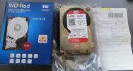 RMA保証有◆WD60EFRX(6TB HDD)◆完動品◆DMR-BZT730