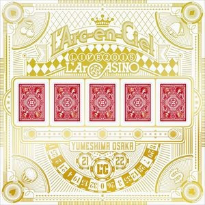 L'Arc~en~Ciel LIVE 2015 L'ArCASINO(完全生産限定盤) Blu-ray