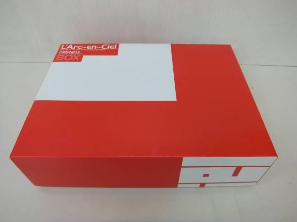 N141★L'Arc en Ciel/ラルクアンシエル 15th クロニクルBOX★A