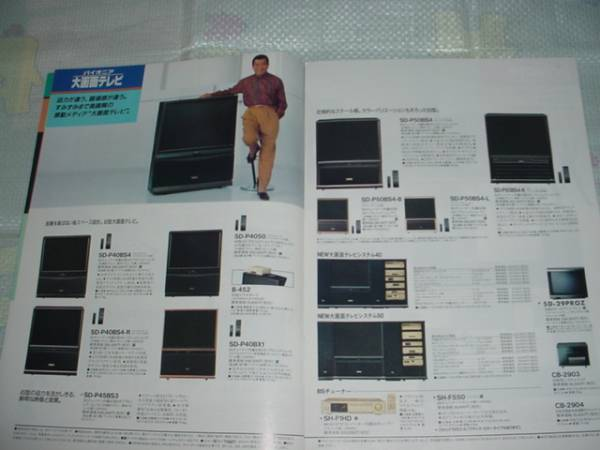 即決!1992年5月 パイオニア 総合カタログ_画像3