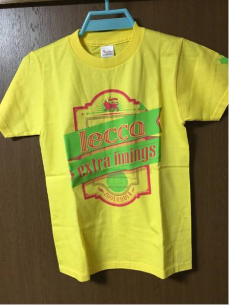 lecca Tシャツ グッズ