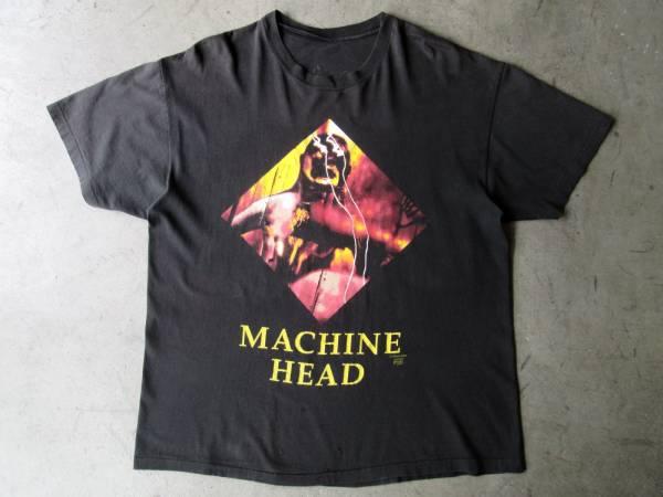 90s MACHINE HEAD BURN MY EYES Tシャツ / 90年代 ビンテージ 古着