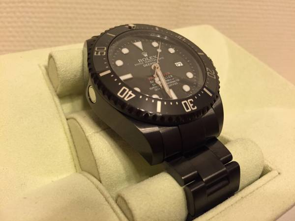ROLEX PRO−HUNTER DeepSea Sea-Dweller ■ロレックス