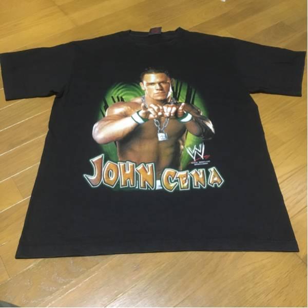 john cina ジョンシナ WWE ザ プロトタイプ OVW プロレス tシャツ XL 着丈73身幅57肩幅51.5 グッズの画像