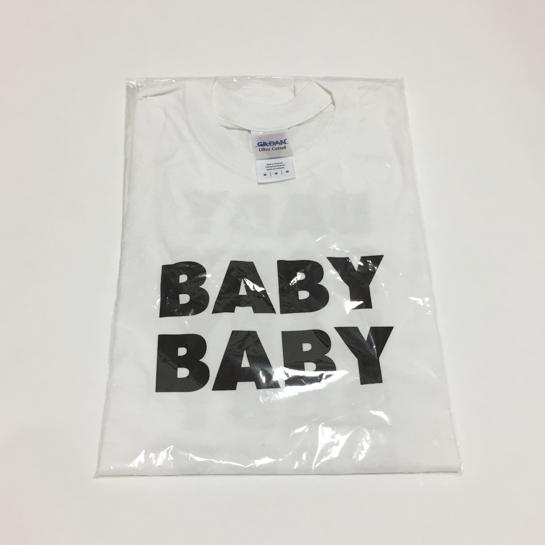 新品 / 銀杏BOYZ BABY BABY Tシャツ M / ツアー 峯田和伸 ゴイステ