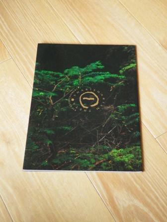 米米クラブ THETA ツアー パンフレット 2