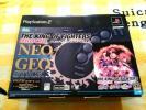 PS2 ザ・キング・オブ・ファイターズ -オロチ編- NEOGEO STICK3 同梱セット