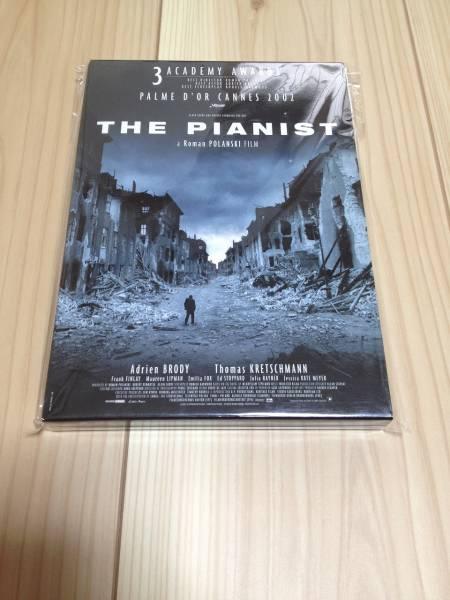 戦場のピアニスト 2002年 カンヌ映画祭のパルムドール作品 DVD_画像1