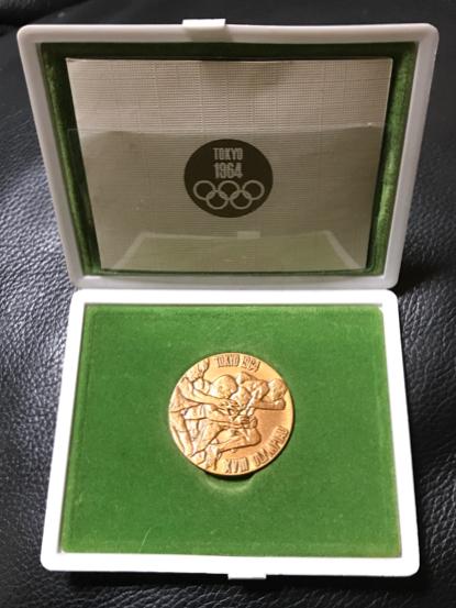 1964年 東京オリンピック記念メダル_画像1