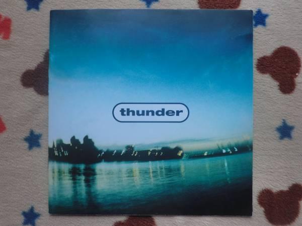 パンフレット【thunder サンダー】