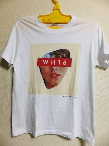 音楽フェス ワールドハピネスのTシャツ S テイトウワ 送料込み ロックT バンドT
