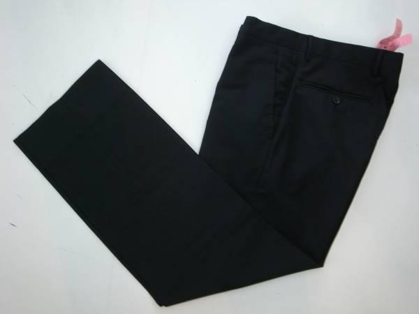定価以下( 44 ) Dolce & Gabbana スラックス 黒 ドルチェ ガッバーナ パンツ ズボン スーツ セットアップ S XS 46 ドルガバ D&G ブラック_画像1