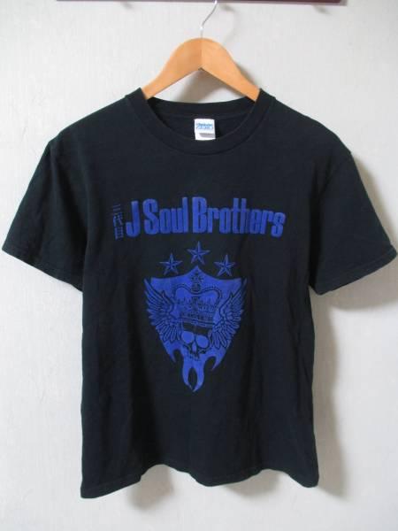 三代目J Soul Brothers '12ライブツアーZERO Tシャツ 黒 Mサイズ