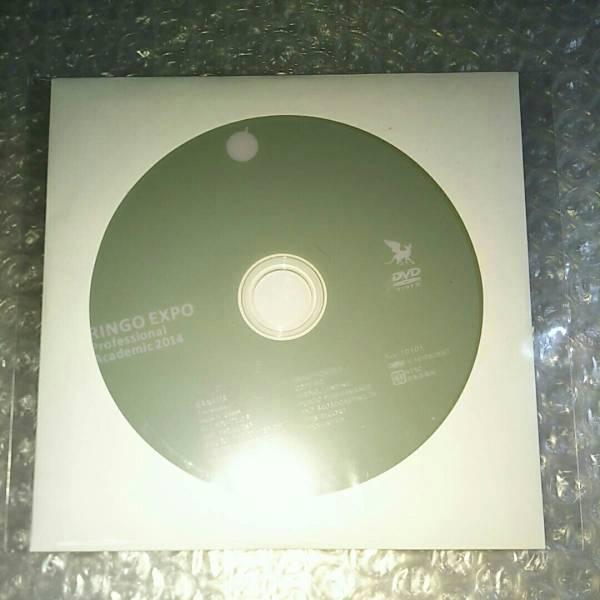 椎名林檎 RINGO EXPO Professional Academic DVD 林檎博'14 -年女の逆襲-アカデミック版 未開封 ライブグッズの画像