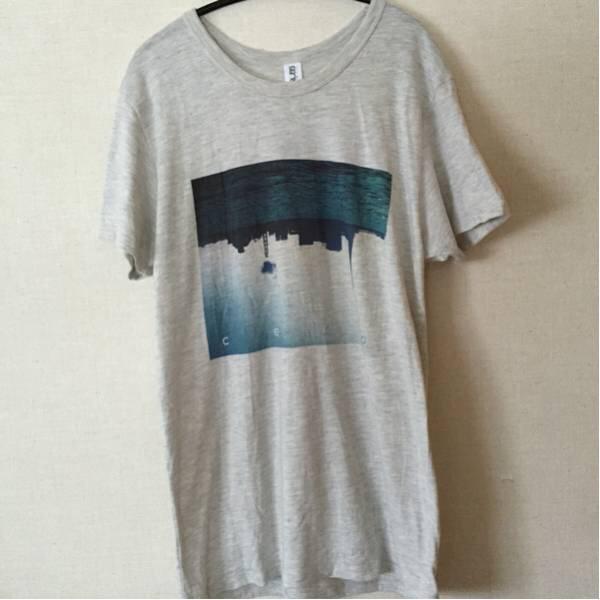 cero フォトTシャツ Mサイズ オートミール グッズ バンド