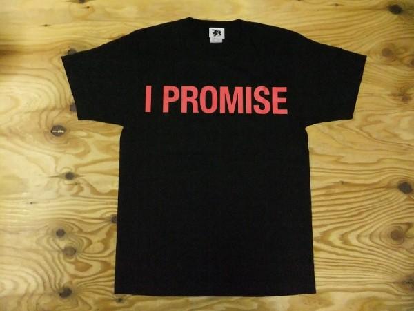 美品 Locofrank ロコフランク 773 four RECORDS ロックバンドTシャツ I PROMISE 黒 M