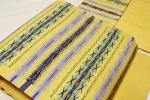 きものふじかわ★極上 手織り 本場琉球南風原花織 手織工房お