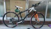 中古 シュウィン SCHWINN MOAB MTB クロスバイク 取りに来る人のみ 広島県福山市 スペアタイヤ