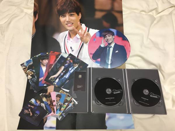 EXO KAI カイ ファンサイト DVD① CRAZY BEAUTIFUL様