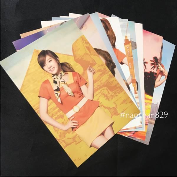 ◆ノベルティ◆Girls&Peace リリイベ 非売品 フォトカード 9枚セット 少女時代 テヨン ユナ ジェシカ ティファニー スヨン/トレカ CDサイン コンサートグッズの画像