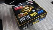 GIGABYTE H97N-WIFI LGA1150 Mini-ITX 訳アリ