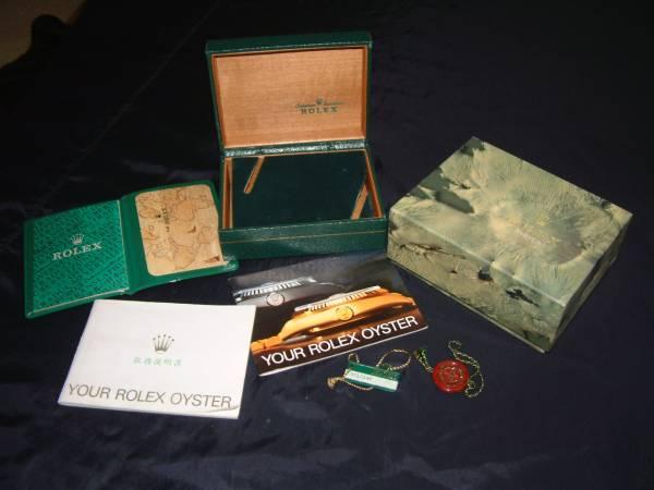 ■ROLEX16550旧エクスプローラーⅡBOX&付属品■ロレックスその18