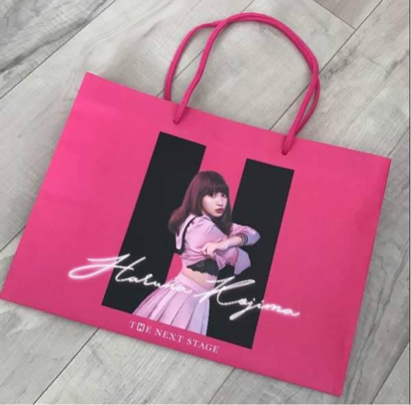 小嶋陽菜 22;market 店舗限定ショッパー 紙袋 ショッピングバッグ