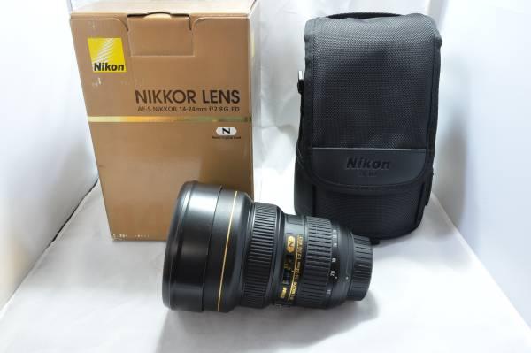 ☆NIKON☆AF-S NIKKOR 14-24mm f2.8G ED