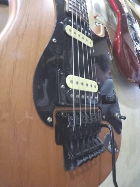 1円スタート!送料込!Fender Japan改 ST80's SATSUMA3042Style