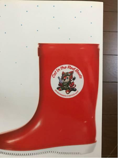 劇団新感線【Cat in the Red Boots】生田斗真主演 パンフレット 美品