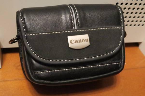美品◆Canon PowerShot G5X/G7X MarkII用カメラケース◆キヤノン純正
