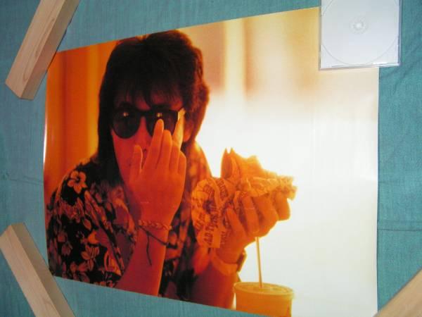 杉山清貴 ポスター 1990年頃