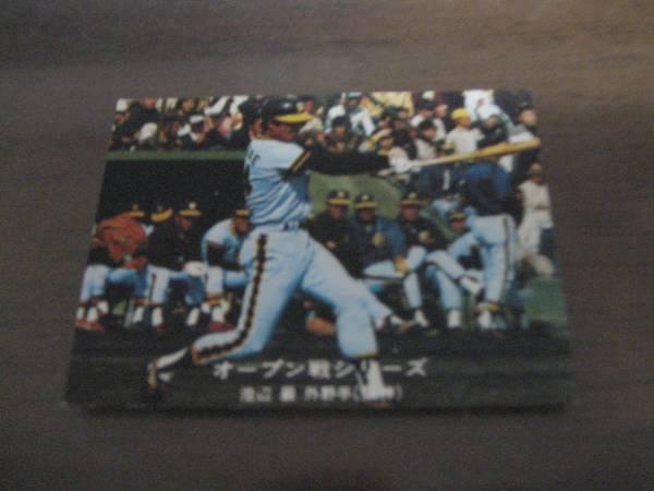 1977年の阪神タイガース