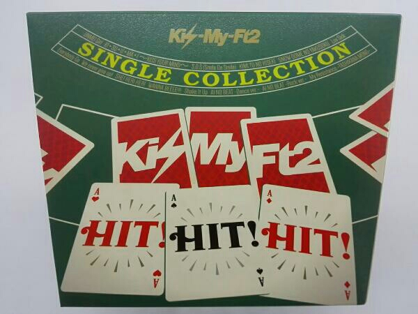 Kis-My-Ft2 HIT! HIT! HIT!(初回限定盤)(2DVD付)