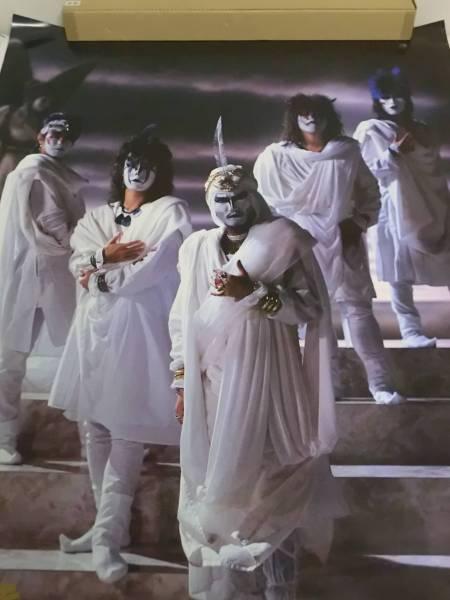 【ポスター】聖飢魔II 2枚セット(B全サイズほか) その8 ライブグッズの画像