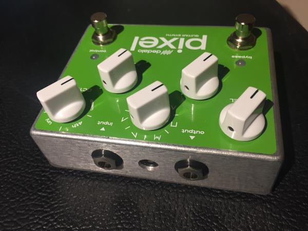 【新品未使用】dedalo PIXEL guitar synth ギターシンセ