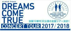 ドリカム DREAMS COME TRUE サンドーム福井 11.25 1枚