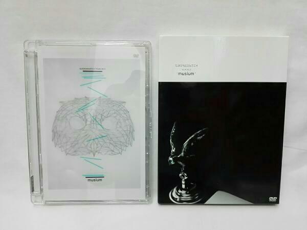 """スキマスイッチ TOUR 2012""""musiumTHE MOVIE(初回生産限定版) ライブグッズの画像"""