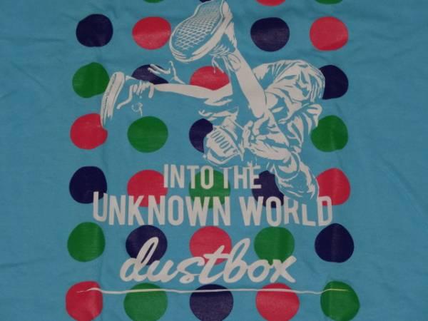 新品同様/ dustbox「Thousand Miracles TOUR 2017」 Tシャツ/ダストボックス