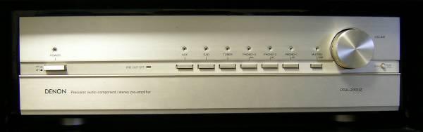 DENON デノン プリアンプ PRA-2000Z