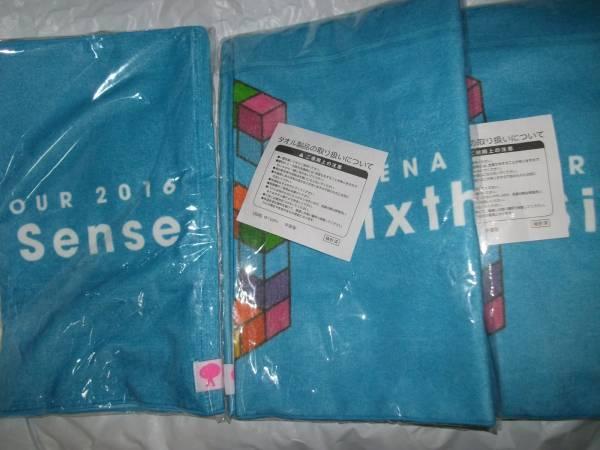 ナオト インティライミ アリーナ ツアー ライブ 2016 Sixth Sense タオル コンサート グッズ