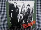 【送料無料】The CLASH ☆ The Clash 1st UK CBS LP 6 / 3 UKパンク名盤 美盤 Joe Strummer Mick Jones White Riot