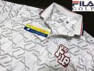 新品★フィラ ゴルフ FILA GOLF ドライ UV 半袖ポロシャツ[LL]1円 メンズ 吸汗